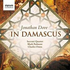 Sacconi Quartet & Mark Padmore & Charles Owen - Jonathan Dove: In Damas (New Cd)