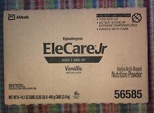 EleCare Jr Vanilla 14.1 oz (6 cans/1 case) Expires Oct 2022