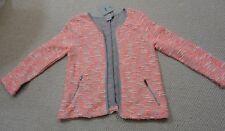NEW! Women's Open Front ASOS Jacket- Size 8-Knubby Texture