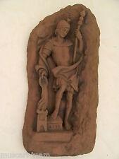Benedict Benediktus Kreuz  5 cm  Metallic Rot goldfarben Croce St