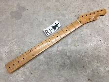Allparts Japan Telecaster Electric Guitar Neck Maple Relic