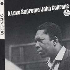 John Coltrane-A Love Supreme CD NUOVO