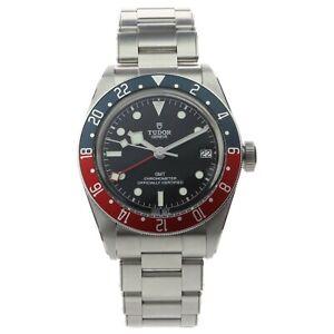 Tudor Pepsi M79830RB-0003 Black Bay GMT Man's Watch