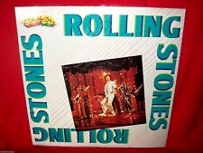 ROLLING STONES Rare Italian only LP + BOOK ITALY MINT SEALED