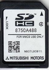 MITSUBISHI MMCS E-11 E-12 W-13 8750A488 Europe 2020 ASX L200 Outlander Pajero