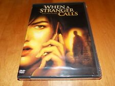 WHEN A STRANGER CALLS EVIL HITS HOME Camilla Belle Horror Classic DVD SEALED NEW
