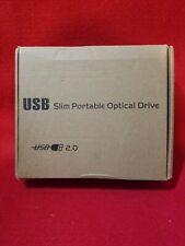 USB slim portable optical drive 2.0