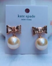 Kate Spade All Wrapped up in Pearl Blush Multi Women Drop Earrings O0ru2712