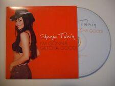 SHANIA TWAIN : I'M GONNA GETCHA GOOD [ CD SINGLE ]