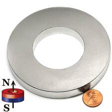 Neodymium Magnets N45 Ring Od 4x Id 2x12 Ndfeb Rare Earth Magnet