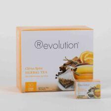 (28,02 EUR / 100 Gramm) Revolution Tee - Citrus Spice Herbal Tea - Gastronomi...