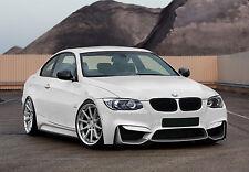 BMW E92 M4 style LCI front bumper body kit not m3 msport
