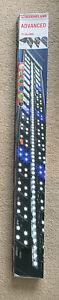 "MarineLand Fully Adjustable Advanced LED Light FITS 75 GAL Aquariums, 48"" to 60"""