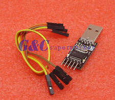 5PCS  PL2303 USB To RS232 TTL Converter Adapter Module cable NEW