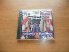 @ CD PAT TRAVERS - HALFWAY TO SOMEWHERE / PROVOGUE 1995 SS / BLUESROCK CANADA