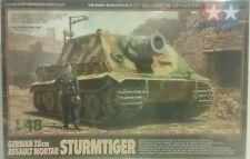 Tamiya 1/48 scale German Sturmtiger, 38cm. assault mortar.