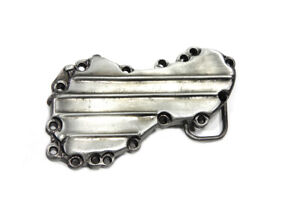 Panhead Cam Cover Belt Buckle for All Harley Lovers!