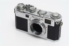 Nikon S2 Chrome Body #6169193