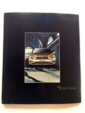 1996 Lexus LS LS400 40-page Original Car Sales Brochure Catalog