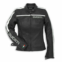 Ducati Ladies Racing Motorbike Leather Jacket Motorcycle Leather Jackets CE