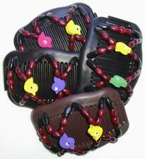 """Angel Wings Hair Clips 4x3.5"""", African Butterfly Combs, US SELLER, BIRDS, MS87"""