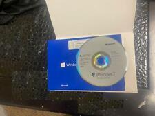 Microsoft Windows 7 Professional Full Version 64Bit DVD With Office 2013