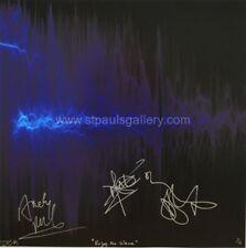 Depeche Mode Signed Enjoy The Silence Poster Art Print