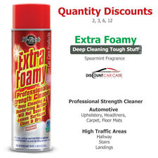 Extra Foamy Heavy Traffic Foam Carpet Cleaner Spray - Quantity Discounts