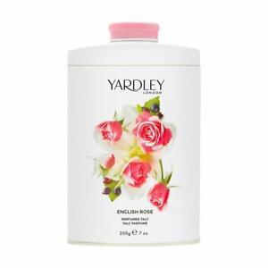 Yardley Of London English Rose 7.0 Oz Perfumed Talc