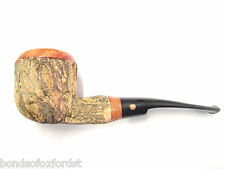 Tommaso Spanu Sughero Cork Wrapped Real Briar Pipe (007)
