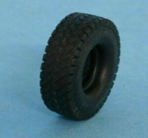 Conrad   1x Conrad Crane Tyre 28mm 1:50 Scale Tekno Parts