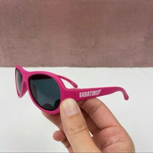 Babiators Pink Sunglasses For Baby