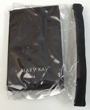 Mary Kay Travel Stand Up Mirror With Makeup Tray And Zippered Clear Case