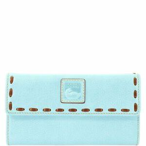 Dooney & Bourke Florentine Continental Clutch Wallet