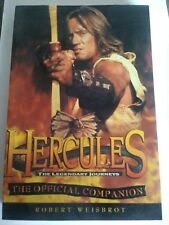 Hercules The Legendary Journeys The official Companion Robert Weisbrot