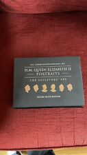 More details for hm queen elizabeth 11 portraits empty box and sleigh