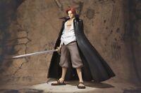 Figuarts ZERO One Piece SHANKS PVC Figure BANDAI TAMASHII NATIONS from Japan