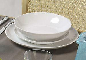 Kaleidos - Servizio piatti 18 pz. in porcellana - serie SKANDIA