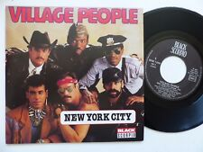 VILLAGE PEOPLE New York city  SCM 1256  Pressage FRANCE RRR