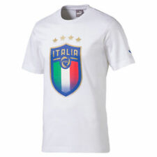 Camisetas de fútbol de selecciones nacionales para hombres blancos PUMA