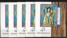 (959302) 5x Art, Picasso, Small lot, Miscellaneous, Laos