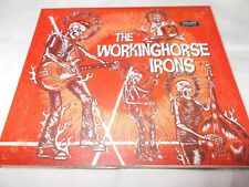 WORKINGHORSE IRONS - S/T 6 TRK OZ CD - DIGIPAK - PSYCHOBILLY / PUNK - LIKE NEW