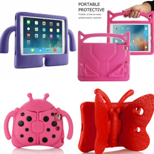 Kids Child Shockproof Case Stand Cover iPad Pro9.7,Pro11,(AIR2,3) Mini 1,2,3,4,5