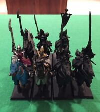 Warhammer Fantasy Bretonnia Questing Knights x 7 Counts-as Substitute OOP