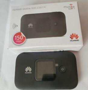 Huawei E5577Cs-321 LTE/4G/3G/UMTS/GPRS Router WLAN portabel m.Akku,ohne Netlock