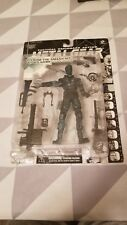 McFarlane Toys Solid Snake Metal Gear Action Figure 1998 Clear Stealth Snake