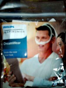 Philips Respironics DreamWear Under the Nose Nasal NEU OVP