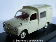 SEAT FORMICHETTA VAN MODEL 1/43RD SCALE CREAM SOLIDO PACKAGED ISSUE K8967Q~#~