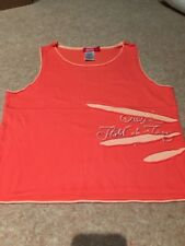 Diesel,  Orange Top, Girls Size L,10 years Very Good Used Condition
