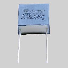 MKP x2 0,1uf 8 pezzi 100nf 0,1µf nf861bb104m310c 20/% rm15 310vac